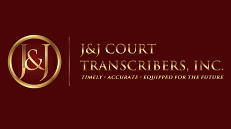 J&J Court Transcribers, INC Logo height=