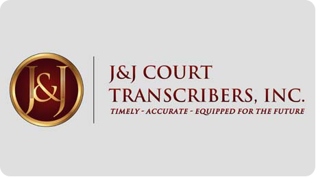 J&J Court Transcribers, INC Logo height=